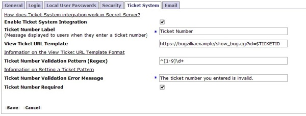 Ticketing